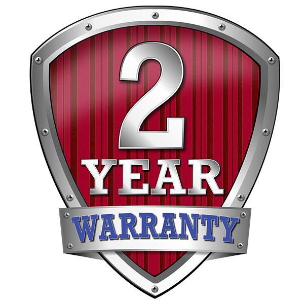 2 year Warranty Shark CNC